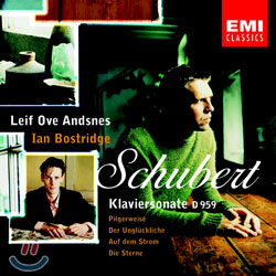 Schubert : Piano Sonata D.959ㆍ4 Lieder : AndsnesㆍBostridge