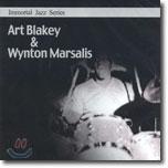 Immortal Jazz Series - Art Blakey & Wynton Marsalis