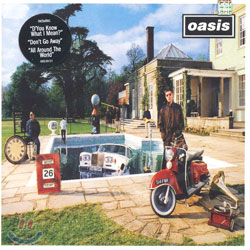 Oasis (오아시스) - Be Here Now