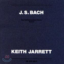 Keith Jarrett 바흐: 평균율 클라비어 곡집 2권 (Bach: The Well-Tempered Clavier, Book 2) 키스 자렛