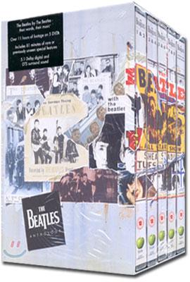 비틀즈 앤솔로지 박스세트 (5disc)
