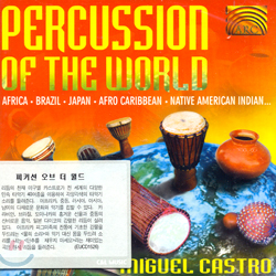 Miguel Castro - Percussion Of The World