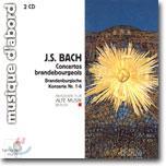 Bach : Brandenburg Concertos : Akademie Fur Alte Musik Berlin