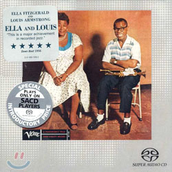 Ella Fitzgerald And Louis Armstrong - Ella And Louis