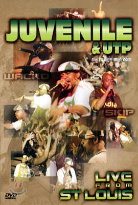 Juvenile & UTP - Live From ST. Louis