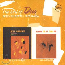 The Art Of Duo: Stan Getz, Joao Gilberto - GetzㆍGilberto / Jazz Samba