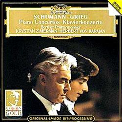 Krystian Zimerman 슈만 / 그리그: 피아노 협주곡 - 카라얀, 짐머만 (Schumann / Grieg: Piano Concertos)
