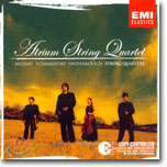 Mozart, etc. : String Quartets : Atrium String Quartet