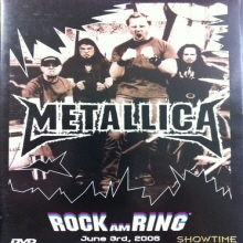 [DVD] Metallica - Rock Am Ring June 3rd, 2006 (수입)