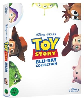 토이 스토리 Blu-ray Collection (3Disc) : 블루레이