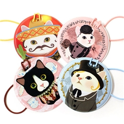 [���̸�] ������ / Choo Choo cat around world tag