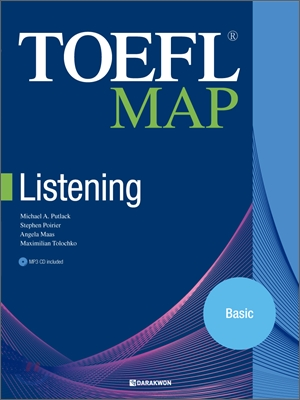 TOEFL MAP Listening Basic
