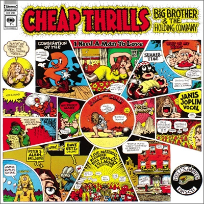 Big Brother & The Holding Company - Cheap Thrills (Gatefold LP Miniature / Limited Edition)