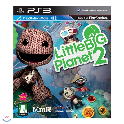 [PS3] 리틀 빅 플래닛2 (Little Big Planet 2)