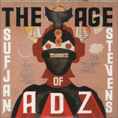 Sufjan Stevens (수프얀 스티븐스) - The Age of Adz [2LP]