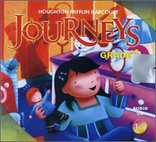 Journeys Student Grade 1.5 : Audiotext CD