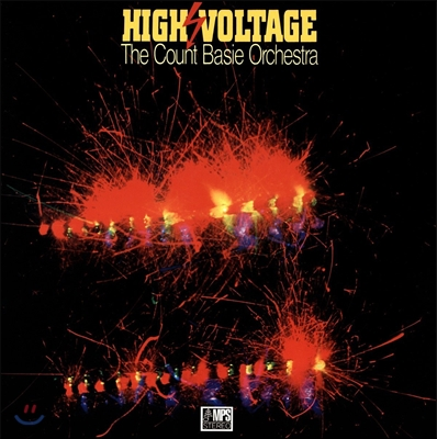 The Count Basie Orchestra (카운트 베이시 오케스트라) - High Voltage [LP]