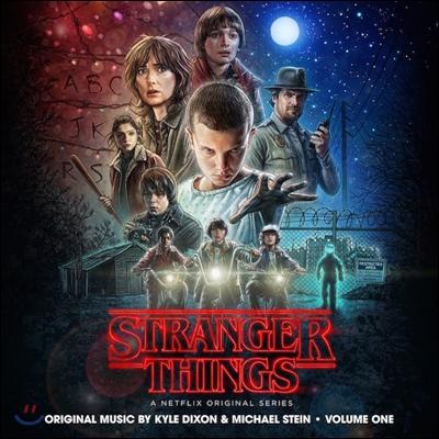 넷플릭스 '기묘한 이야기 시즌 1' 드라마 음악 1집 (Stranger Things Season 1 Vol. 1 A Netflix Original Series OST)