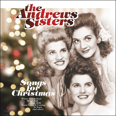Andrew Sisters (앤드류 시스터즈) - Songs For Christmas [LP]