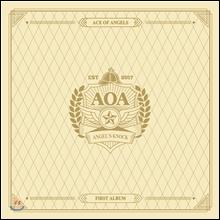 에이오에이 (AOA) 1집 - Angel's Knock [A버전]