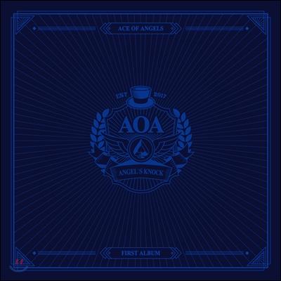 에이오에이 (AOA) 1집 - Angel's Knock [B버전]