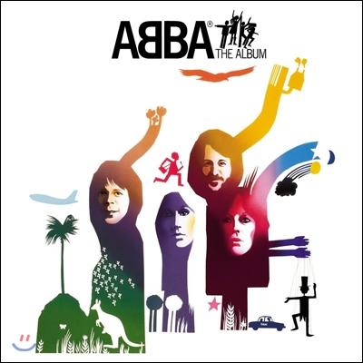 Abba (아바) - The Album [LP탄생 60주년 기념 백 투 블랙 시리즈 LP]