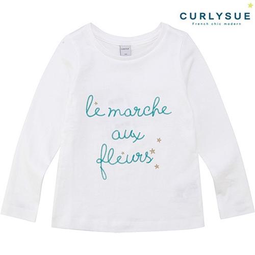[컬리수] 푸링라운드 티셔츠 CMS1XATS10OH [봄]