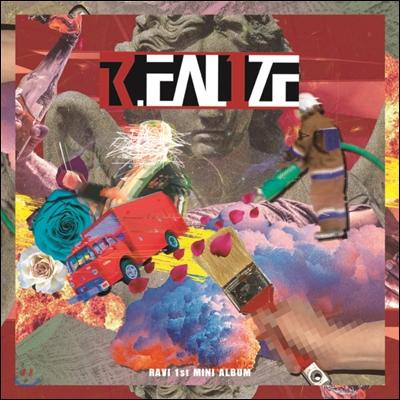 라비 (Ravi) - 미니앨범 1집 : R.EAL1ZE