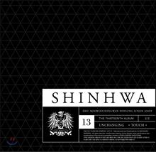 신화 (Shinhwa) 13집 - SHINHWA 13TH UNCHANGING - TOUCH