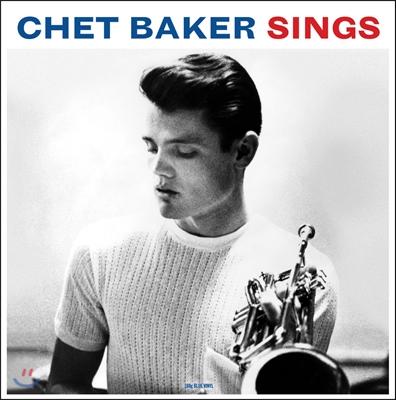 Chet Baker (쳇 베이커) - Chet Baker Sings [블루 컬러 LP]