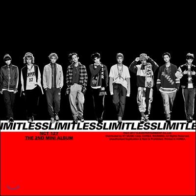 엔시티 127 (NCT 127) - 미니앨범 2집 : NCT#127 Limitless