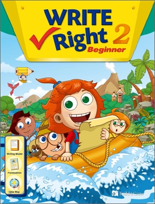 Write Right Beginner 2 : Student Book + Workbook