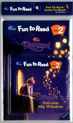 Disney Fun to Read Set 2-17 : Outside My Window