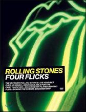 Rolling Stones - Four Flicks 롤링 스톤즈 DVD