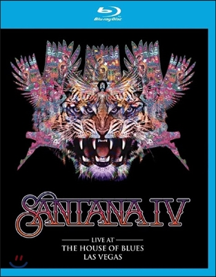 Santana (산타나) - Santana IV: Live At The House Of Blues Las Vegas