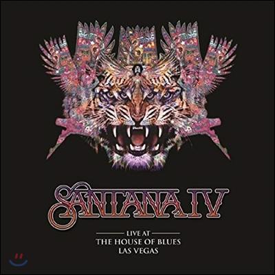 Santana (산타나) - Santana IV: Live At The House Of Blues Las Vegas [2CD+DVD]
