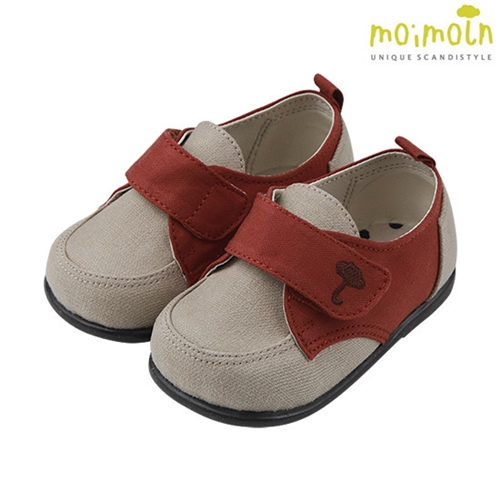 [모이몰른] 포인트배색 신발 [봄]