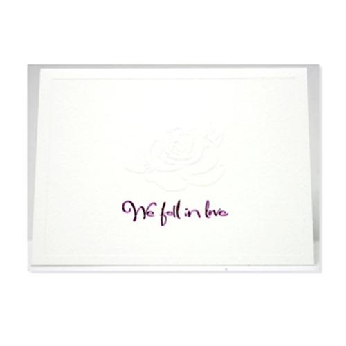홀마크 러브 카드(사랑에빠졌어요)-KED1509