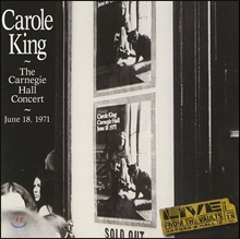 Carole King (캐롤 킹) - The Carnegie Hall Concert June 18, 1971