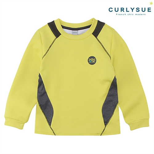 [컬리수] 플러스배색 티셔츠 CMS1XQTS92LI [봄]