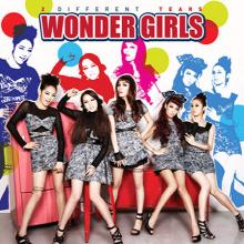 원더 걸스 (Wonder Girls) - 2 Different Tears (미개봉)