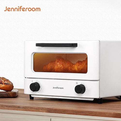 [제니퍼룸] 컴팩트 오븐 토스터 12리터 (JR-OT12WB/미니오븐)