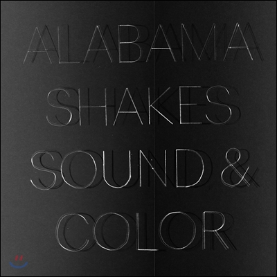 Alabama Shakes (알라바마 쉐이크스) - Sound & Color [2LP]