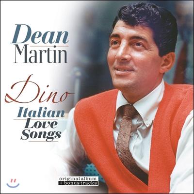 Dean Martin (딘 마틴) - Dino: Italian Love Songs (디노: 이탈리안 러브 송) [LP]