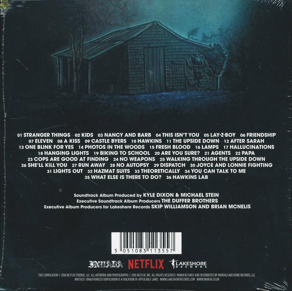 넷플릭스 '기묘한 이야기 시즌 1' 드라마 음악 2집 (Stranger Things Season 1 Vol. 2 - A Netflix Original Series OST)
