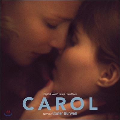 """캐롤 영화음악 (Carol OST by Carter Burwell 카터 버웰) [2x10"""" LP]"""