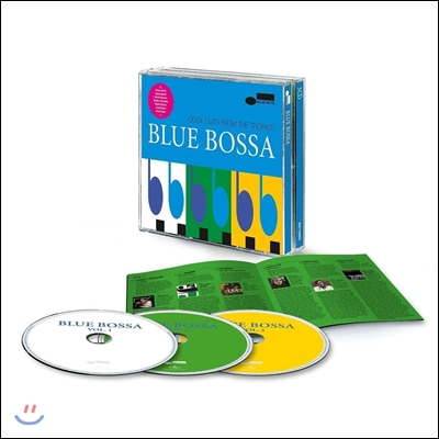 Blue Bossa: Cool Cuts From The Tropics (블루 보사)