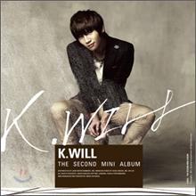 케이윌 (K.Will) - 2nd 미니앨범 : 가슴이 뛴다