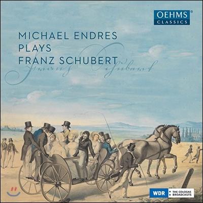 Michael Endres 슈베르트: 피아노 작품집 - 즉흥곡 외 (Plays Franz Schubert: 4 Impromptus Op.90 D899 & Op.142 D935) 미카엘 안드레스