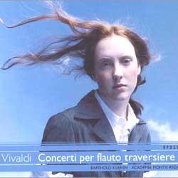 비발디 : 플루트 협주곡 RV 432, 436, 429, 440, 533 - 바르톨드 쿠이켄